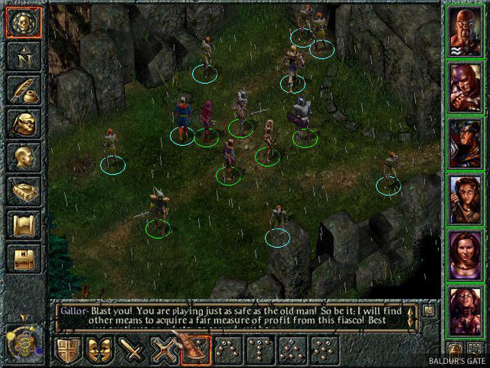 Baldur's Gate. ההימור של CD Projekt על המשחק הקלאסי השתלם בענק