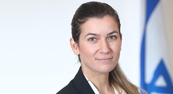 Eve Ermichin, head of the Israeli economic and trade mission to Chengdu. Photo: Gideon Sharon