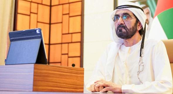 שייח' מוחמד בן ראשיד אל-מכתום אלמכתום,  ראש ממשלת איחוד האמירויות