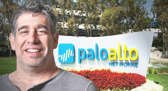 Palo Alto Networks founder Nir Zuk. Photo: Palo Alto Networks,  Getty