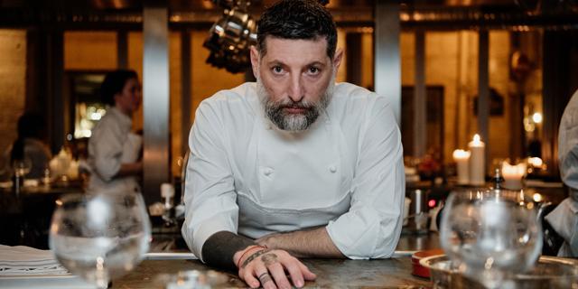 Israeli chef Assaf Granit. Photo: Tammy Bar Yishay