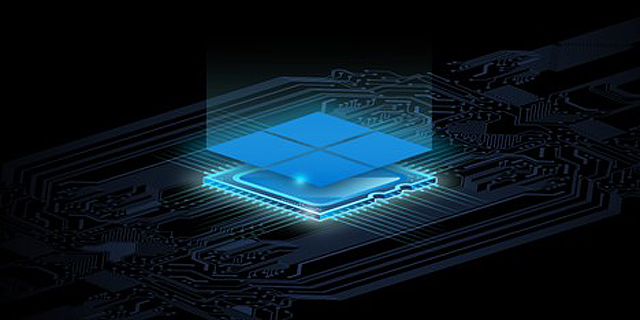 מיקרוסופט משיקה שבב חדש לאבטחת מידע במחשבים אישיים