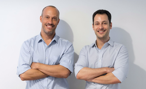 Obligo founders Israeli brothers Roey Dor (left) and Omer Dor. Photo: Obligo
