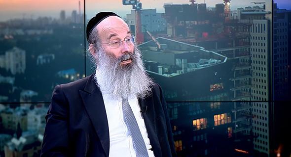 ראש העיר בני ברק, אברהם רובינשטיין