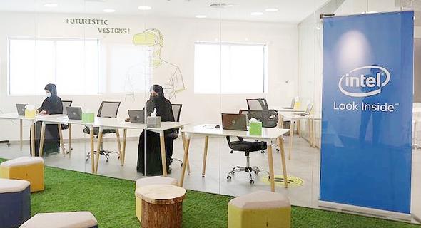 מרכז הכשרה של אינטל באמירות עג'מאן