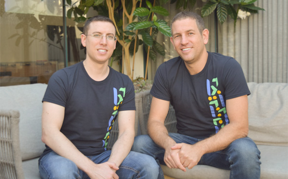 build.security co-founders  Amit Kanfer and Dekel Braunstein. Photo: PR