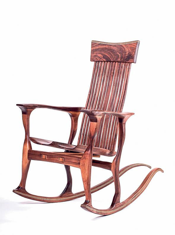 כיסא של מאיר הורוביץ. אסתטי ומענג