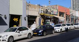מתחם שבו אמור להיבנות פרויקט ישראל קנדה, צילום: צביקה טישלר