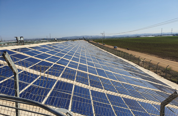Israel is finally catching up with the rest of the world when it comes to solar energy. Photo: David Hacohen
