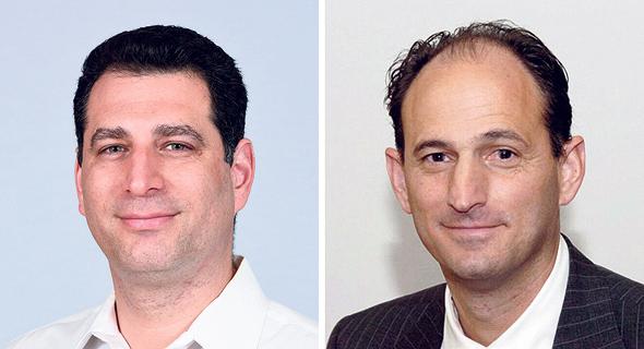 """עידן שפירא ודרור טופף. """"ישראל משתלבת בתוכניות הפיתוח של דובאי"""""""