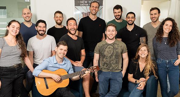 The Rise.ai team. Photo: Nati Cohen