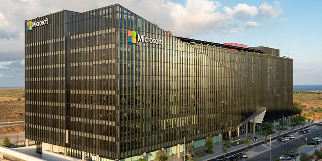 A peek into Microsoft's green new Israeli mega campus