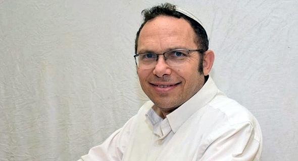 """ישראל זעירא, מנכ""""ל באמונה"""