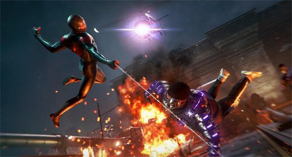 Spider-Man: Miles Morales. בדיוק באורך הנכון