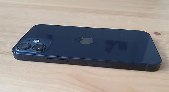 אייפון 12 מיני - מצלמה, צילום: איתמר זיגלמן