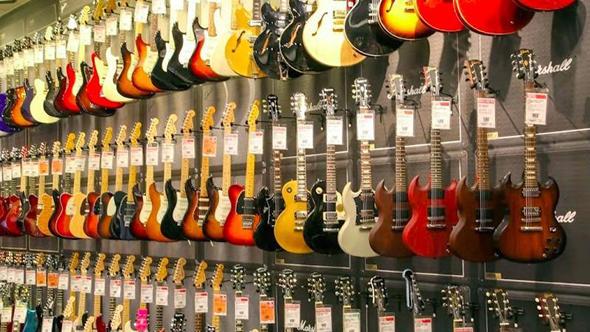 צילום:  Guitar Center