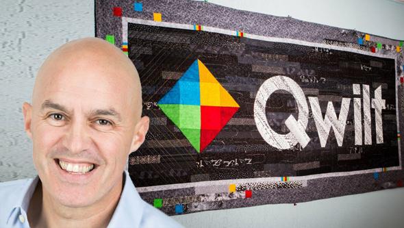 Qwilt CEO Alon Maor. Photo: Maya Amdo/Qwilt