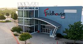 חנות  ג'יי.סי פני ב טקסס שהפכה ל FieldhouseUSA, צילום מסך: Youtube