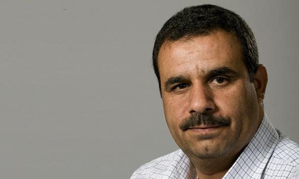 ד״ר מוחמד אלנברי מייסד ו מנכ״ל עמותת ינאביע לקידום החברה הבדואית בנגב וראש מועצת חורה לשעבר