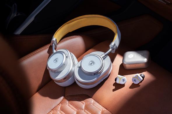 אוזניות של למבורגיני, צילום: חברה