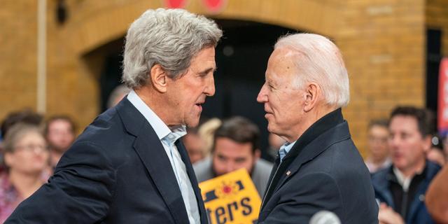 """ביידן הציג את צוות האקלים שלו: """"אין לנו זמן לבזבז"""""""
