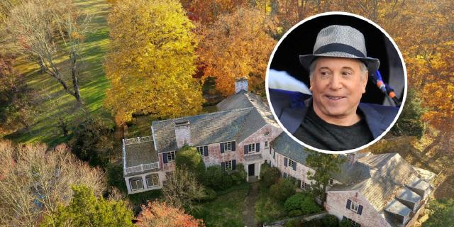 פול סיימון לא מוצא קונה: מציע את האחוזה שלו בהנחה של 2 מיליון דולר