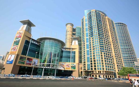 קניון Al Wahda, אבו דאבי