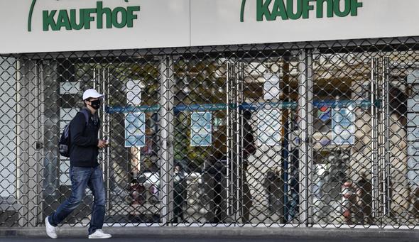 חנויות סגורות באסן גרמניה