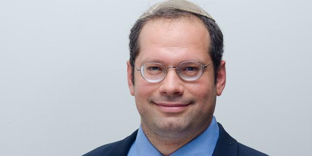 Adv. Ephraim Heiliczer. Photo: Tomer Jacobson