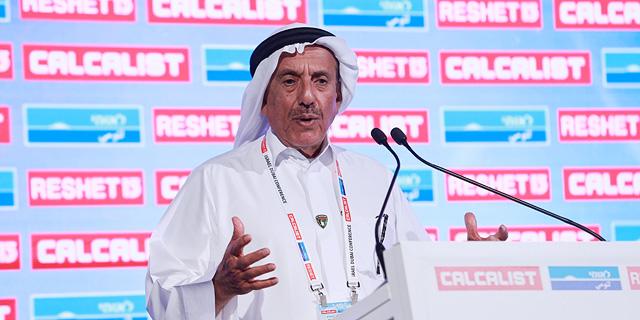 """ועידת כלכליסט בדובאי חלאף אחמד אל חבטור מייסד ויו""""ר קבוצת Al Habtoor , צילום: אוראל כהן"""