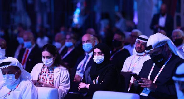 הקהל בערב הפתיחה, צילום: אוראל כהן