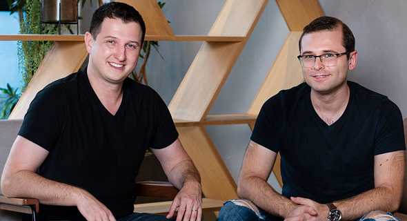 Zesty CEO Maxim Melamedov and CTO Alexey Baikov. Photo: Irina Unek