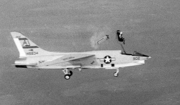 נטישת מטוס קרוסיידר