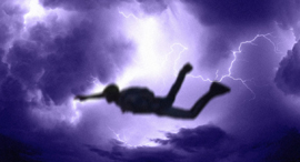 מזג אוויר סערה הקברניט 2, צילום: damninteresting
