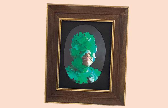 עבודה של אמי ספרד וניר מצליח, מתוך תערוכה בגלריה אלפרד