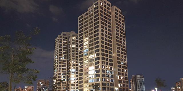 המגדלים של שיכון ובינוי בגבעת שמואל, צילום: דרור מרמור