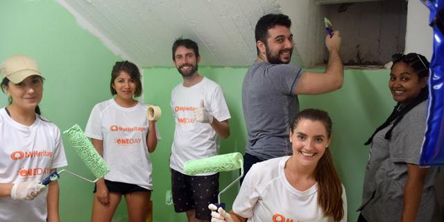 OneDay volunteer work increases employee productivity