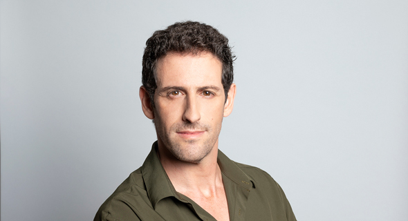 Assaf Greenfeld, co-founder and chairman of fundit. Photo: Shany Nachmias