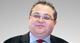 """אלכס סחרוביץ' מנכ""""ל הכנסת לשעבר, צילום: אלכס קולומויסקי"""