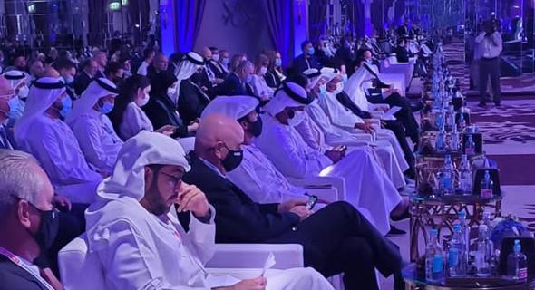 ועידת ישראל דובאי אוירה גלריה 4, צילום: אוראל כהן