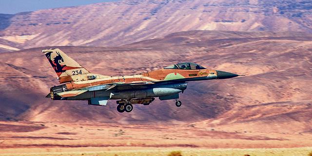 ישראל צפויה למכור מטוסי אף־16 לקנדה בכ־100 מיליון דולר