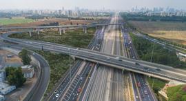 הדמיה גשר חדש מעל נתיבי איילון 2, הדמיה: דגן