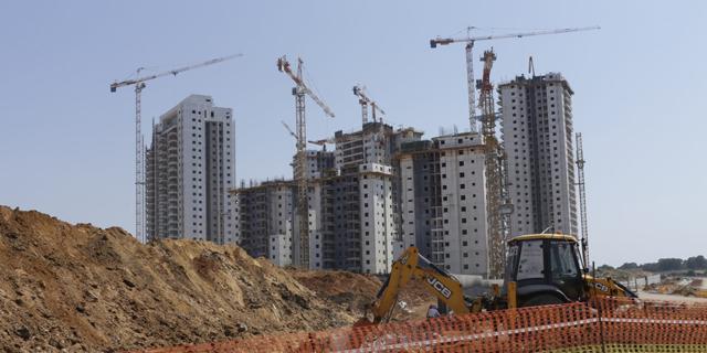 """בנייה רמלה נדל""""ן דירות מגורים, צילום: עמית שעל"""