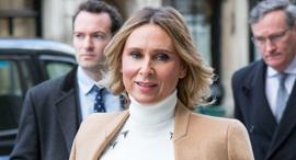 טטיאנה אחמדובה משפט גירושין פארחד אחמדוב לונדון 2018 , צילום: איי פי