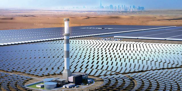 דובאי: פארק מוחמד בן ראשיד הסולארי יספק אנרגיה ל-320 אלף בתי אב