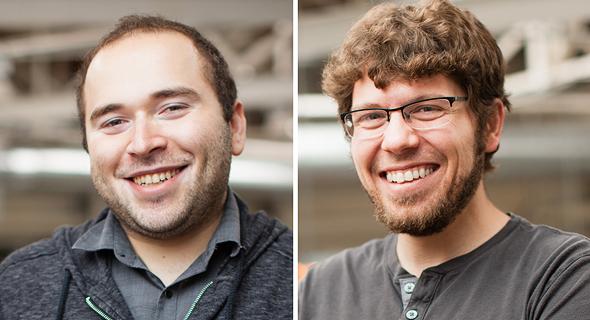 מייסדי דיסקורד Discord מימין: ג'ייסון סיטרון וסטן וישנבסקי