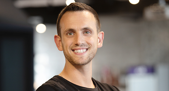 Roei Deutsch, CEO and co-founder of Jolt. Photo: Omer Hacohen