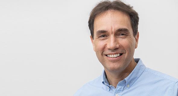 Naty Drutin, CEO of Wediggit. Photo: Maxim Golovanov
