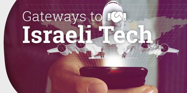 פרויקט מיוחד: Most Important Gateways to Israeli Tech - 2021