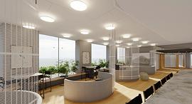 הדמיית המרכז החדש